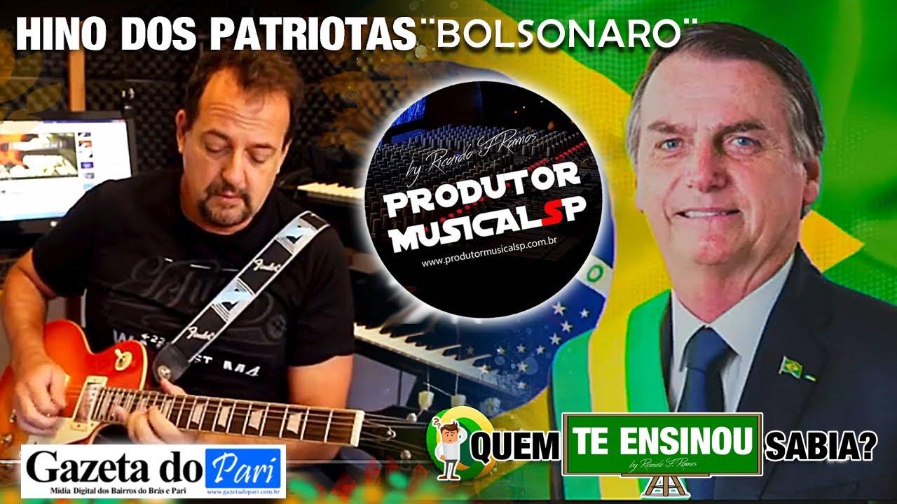 Hino dos Patriotas Bolsonaro